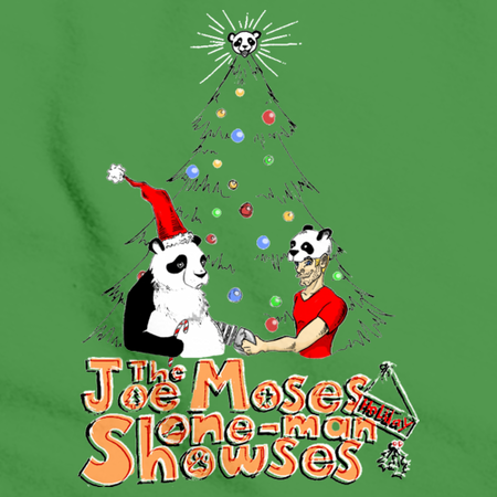 Joe Moses Holiday T-shirt 2012 Green thumbnail