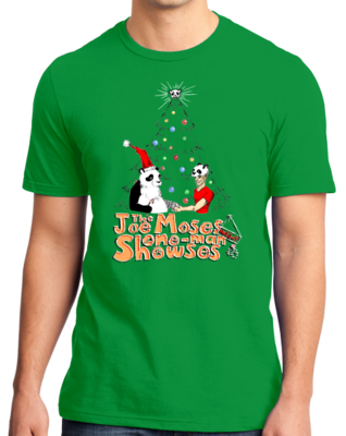 Joe Moses Holiday T-shirt 2012 T-shirt