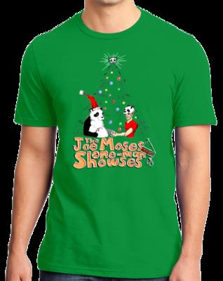 Joe Moses Holiday T-shirt 2012 T-shirt