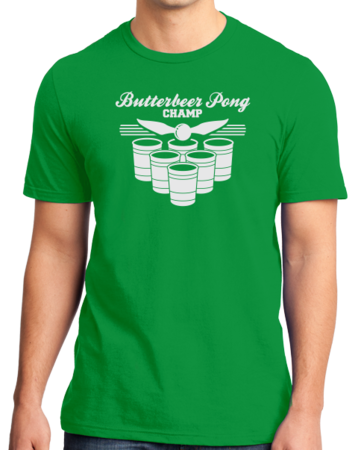 Butterbeer Pong Standard Green Stock Model Front 1 Thumb Front