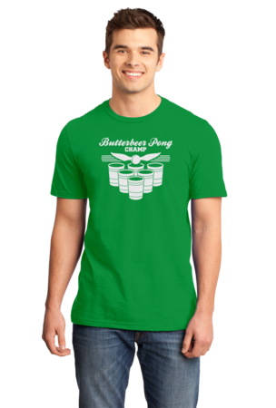 Butterbeer Pong Standard Green Stock Model Front 1 Front