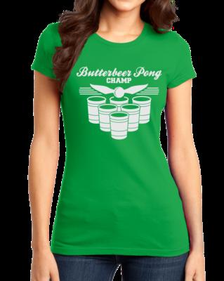Butterbeer Pong T-shirt