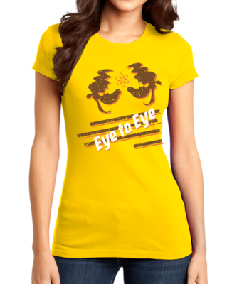 Eye to Eye Goofy Movie Inspired T-shirt