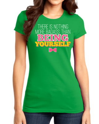 Darren Criss Being Yourself T-shirt