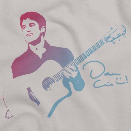 Darren Criss Guitar Light Grey thumbnail