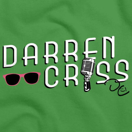 Darren Criss Microphone Green thumbnail