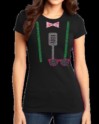 Darren Criss Roxy Tee T-shirt