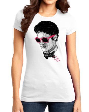 Darren Criss Sketch Girly White Stock Model Front 1 Thumb Front