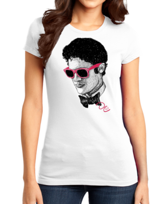 Darren Criss Head sketch T-shirt