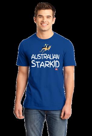 StarKid AUSTRALIAN STARKID  Standard Royal Blue Stock Model Front 1 Front