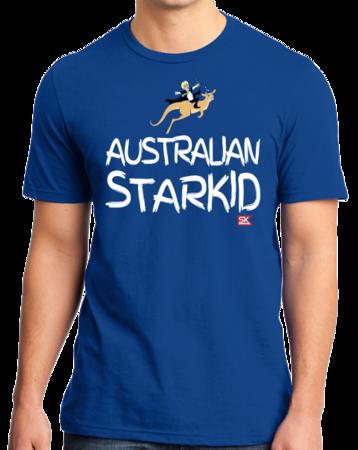 StarKid AUSTRALIAN STARKID  Standard Royal Blue Stock Model Front 1 Thumb Front