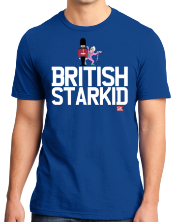 StarKid BRITISH STARKID Standard Royal Blue Stock Model Front 1 Thumb Front