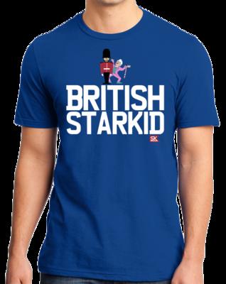 StarKid BRITISH STARKID T-shirt