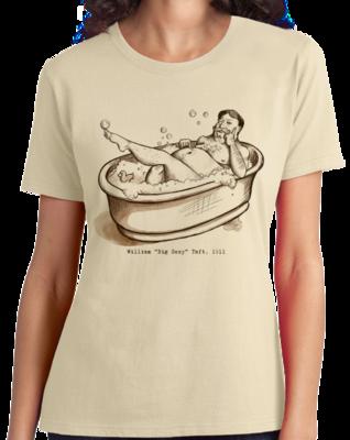 SEXY WILLIAM HOWARD TAFT T-shirt