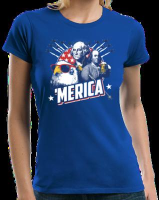 Epic Merica Pride T-shirt