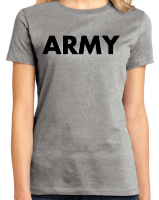 Army PT Shirt T-shirt