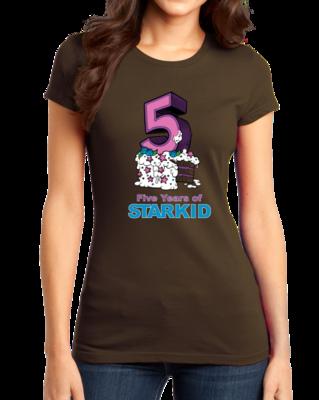 StarKid 5-Year Anniversary Cupcake T-shirt
