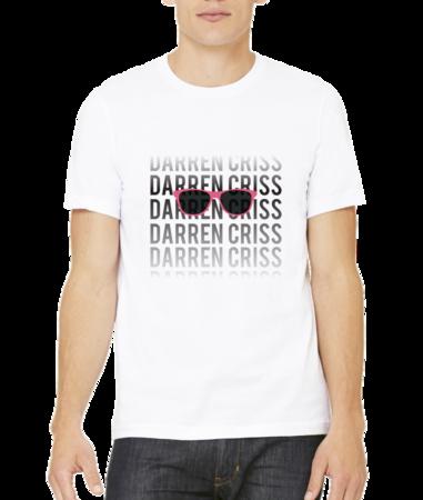 Darren Criss Fading Name Standard White Stock Model Front 1 Thumb