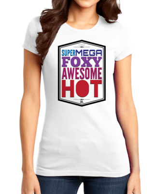 StarKid A Very Potter Musical Supermegafoxyawesomehot T-shirt