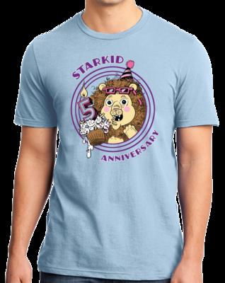 StarKid Rumbleroar 5th Anniversary T-shirt T-shir