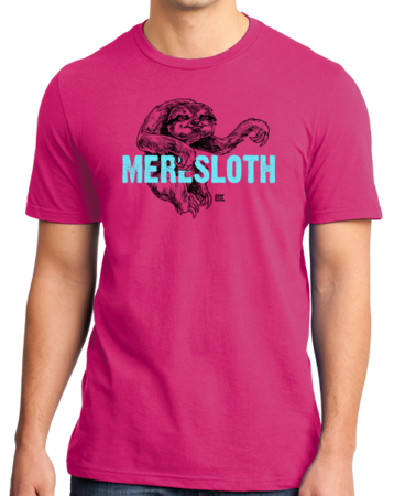 StarKid 1-2-3Ever Meresloth Standard Hot Pink Stock Model Front 1 Thumb