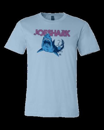 StarKid Joeshark Tee from 1-2-3-Ever Standard Light blue Blank with Depth