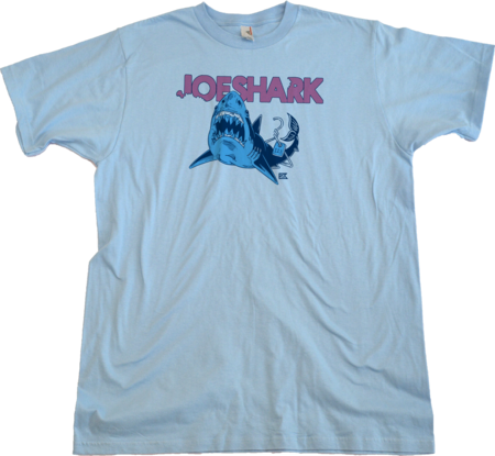 StarKid Joeshark Tee from 1-2-3-Ever Standard Light blue