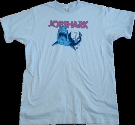 StarKid Joeshark Tee from 1-2-3-Ever Standard Light blue
