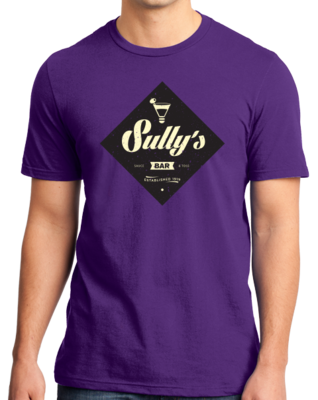 "StarKid Airport for Birds ""Sully's Bar"" T-shirt"