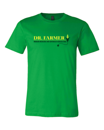 "StarKid Airport for Birds ""Dr Farmer"" Standard Green Blank with Depth"