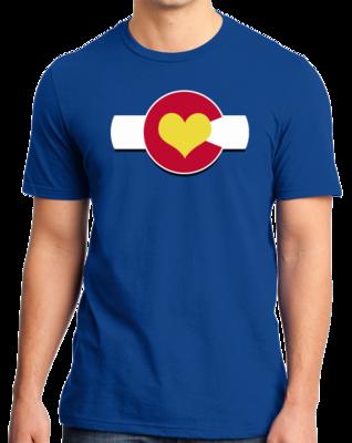 COLORADO LOVE T-shirt