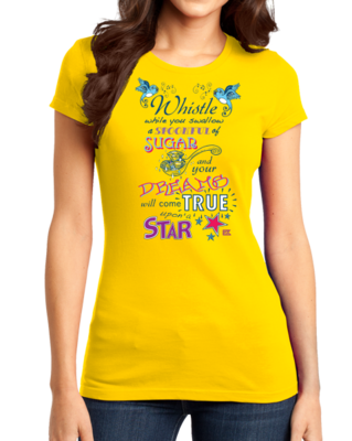 StarKid Twisted Spoonful Lyrics Tee T-shirt