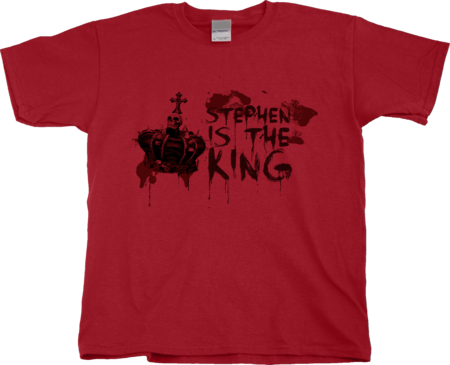 Stephen is the King Youth Red