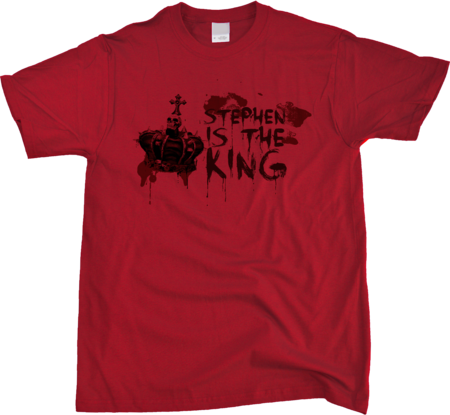 Stephen is the King Economy Red