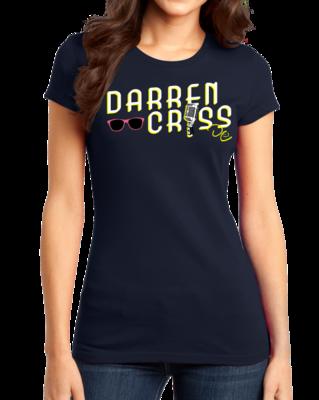 Darren Criss Microphone T-shirt T-shirt