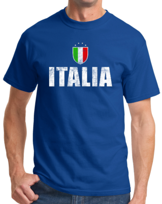 Italia / Italy Soccer T-shirt