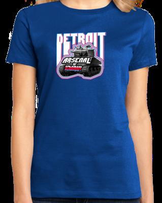 DETROIT: ARSENAL OF DEMOCRACY T-shirt