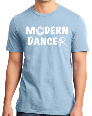 StarKid Holy Musical, B@man! Modern Dancer Standard Light blue Stock Model Front 1 Thumb