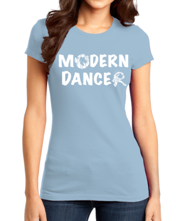 StarKid Holy Musical, B@man! Modern Dancer Girly Light blue Stock Model Front 1 Thumb