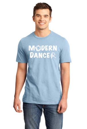 StarKid Holy Musical, B@man! Modern Dancer Standard Light blue Stock Model Front 1