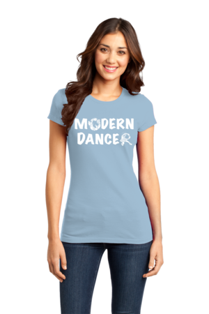 StarKid Holy Musical, B@man! Modern Dancer Girly Light blue Stock Model Front 1