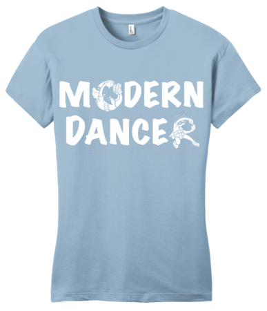 StarKid Holy Musical, B@man! Modern Dancer Girly Light blue Blank with Depth