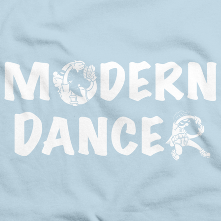 StarKid Holy Musical, B@man! Modern Dancer Light blue Art Preview