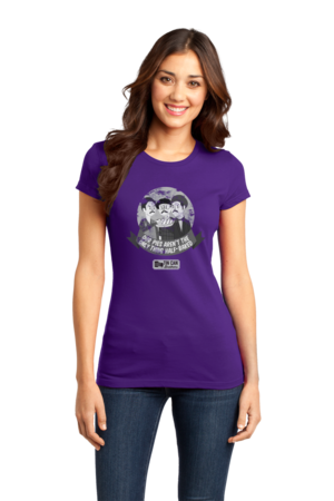 Tin Can Brothers Half Baked Pies Girly Purple Stock Model Front 1