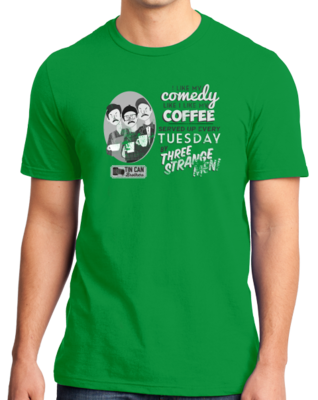 Tin Can Brothers Coffee T-shirt