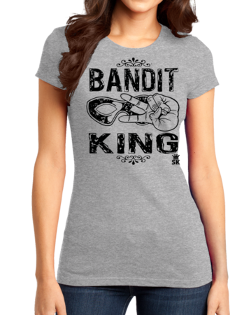 StarKid Trail To Oregon Bandit King Girly Grey Stock Model Front 1 Thumb