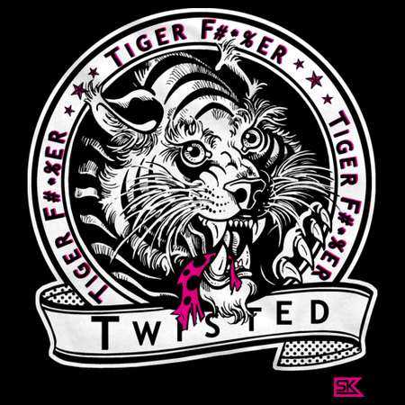 StarKid Twisted Tiger Lover Black art preview