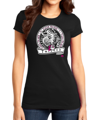 StarKid Twisted Tiger Lover T-shirt