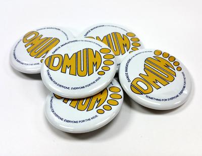 DMUM Button Pack
