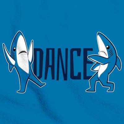 Dance, Shark, DANCE! T-shirt